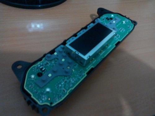 modulo interno control panel de temperatura clima ford focus