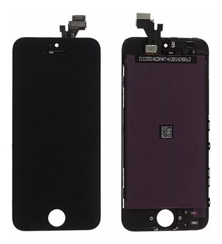 modulo iphone 5 negro 7700212