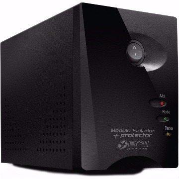 módulo isolador bmi pti-1000b1 1000va 115v/220v bivolt
