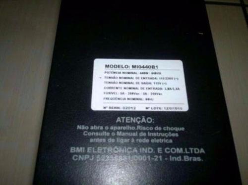 modulo isolador estabilizado bmi (450watt) estabil