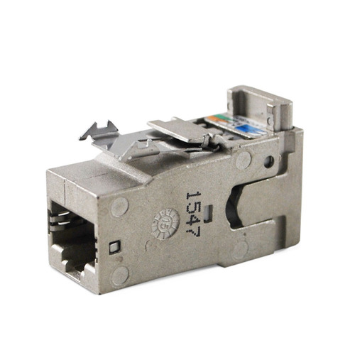 modulo jack cat 6a amp
