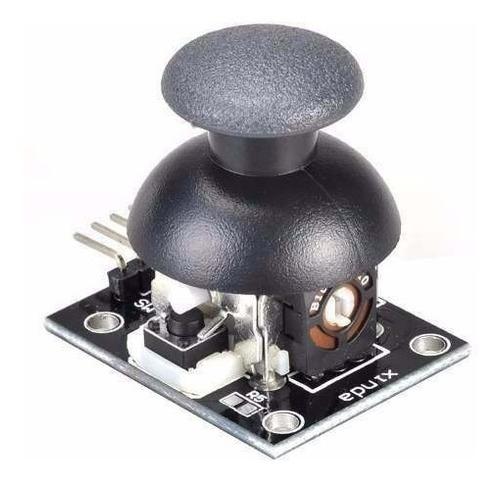 modulo joystick analogico con pulsador ps2 arduino robotica