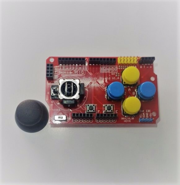 Módulo Joystick Para Arduino 1 Pza