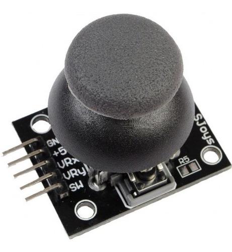 módulo joystick xy de eje dual