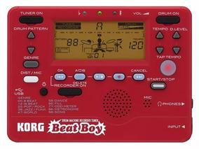 Modulo Korg Bateria Eletrônica Beat Boy Drum Machine