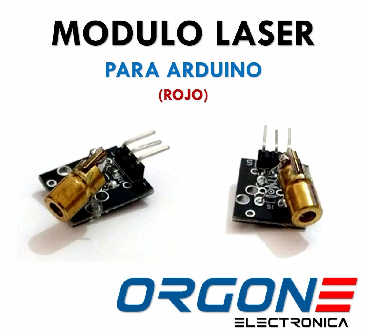 Módulo Laser Para Arduino