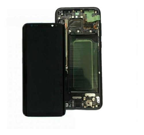 modulo lcd pantalla samsung s8 g950 con marco