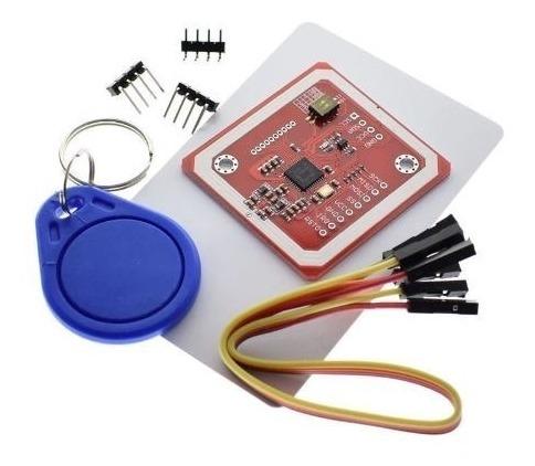 Módulo Leitor Nfc Pn532 V3 Rfid Arduino Gng (tag + Cartão)