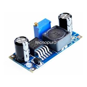 Módulo Lm2596 Convertidor De Corriente Arduino Voltaje Dc-dc