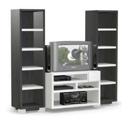 modulo mesa lcd led dvd audio mas dos torres.