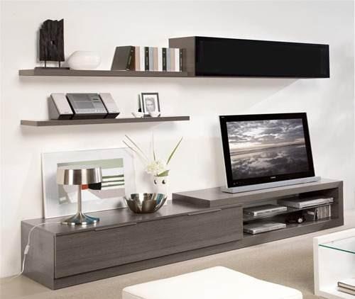 modulo mesa lcd led dvd mesa auxiliar repisa colgante estant