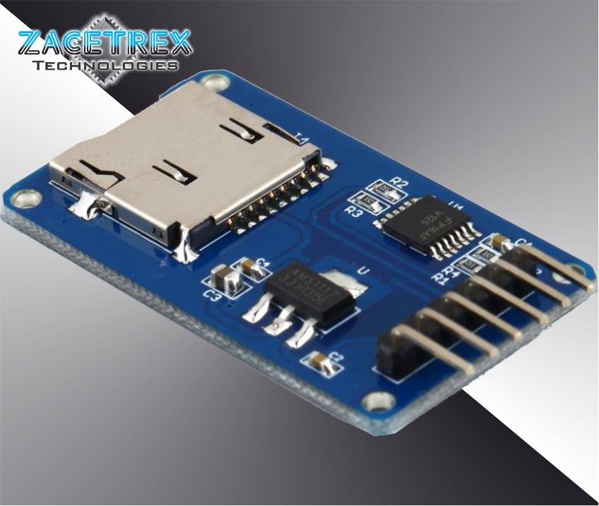 Módulo Micro Sd Para Arduino