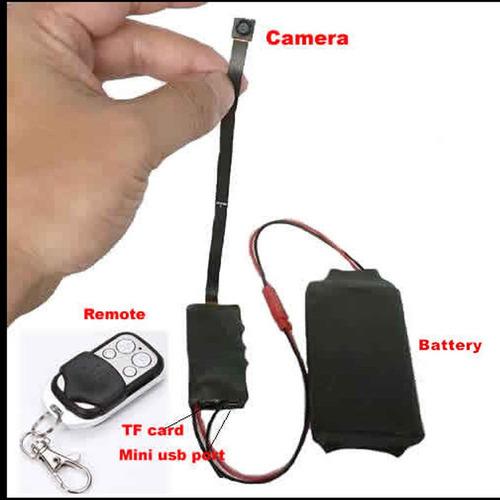 módulo mini cámara espía full hd (1920x1080)