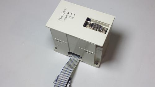 modulo mitsubishi fx2n-232if rs-232