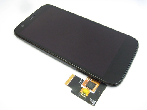 modulo moto g xt1032 display lcd + vidrio touch microcentro