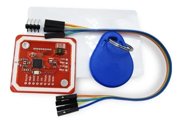 Módulo Nfc - Rfid Pn532 + Llavero Y Tarjeta, Para Arduino