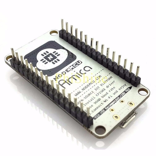 modulo nodemcu lua esp8266 cp2102 wifi ide arduino