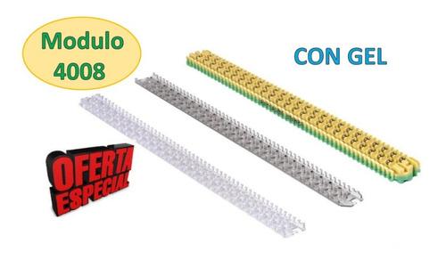 modulo o conector ms2 modelo 4000 de 25 pares marca 3m