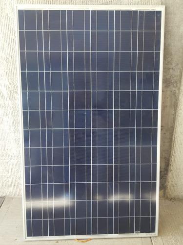 Modulo Panel Solar 250 Watts A 24 Vcd Flete Incluido