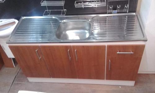 módulo para cocina en l (puerta + rincón).