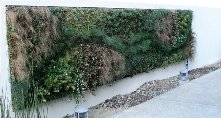 M dulo para hacer jard n vertical en casa en for Como disenar un jardin vertical