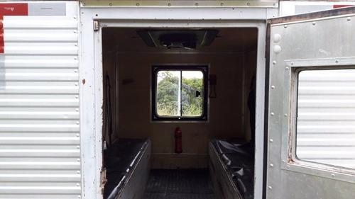 módulo para passageiros grande jardel ( com interclima )