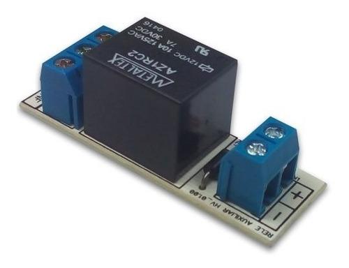 modulo para pgm  central alarme compatec aw6 wifi