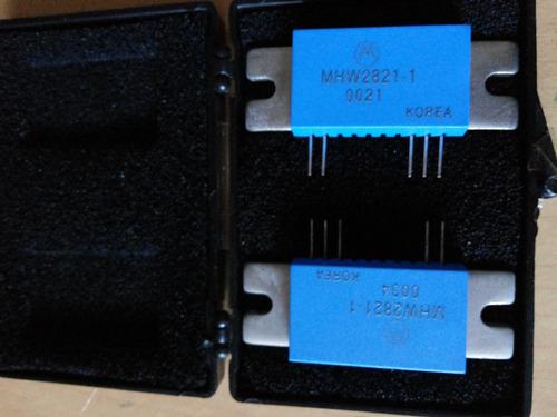 modulo potencia final mhw2821-1 gtx movil motorola 800 trunk
