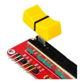 Módulo Potenciômetro Slider Deslizante 10k