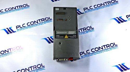 modulo profibus siemens 6se6400-1pb00-0aa0 power industrial