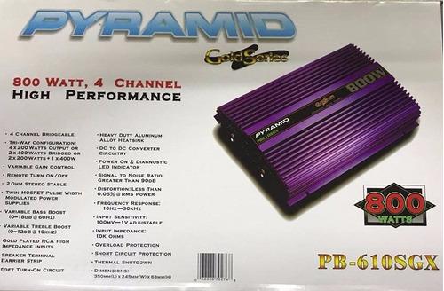 módulo pyramid 800w