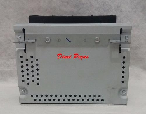 modulo radio som cd original ford focus 2014 cn1518c815pf