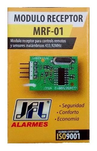 modulo receptor mrf 01 jfl para teclado tec 300