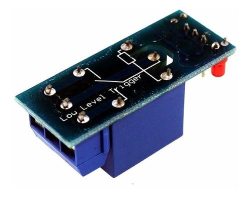 módulo relé 1 canal 5v 10a arduino