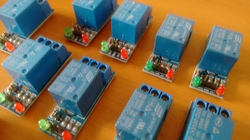 módulo rele 1 canal 5v - arduino pic raspberry nenor preço