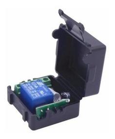 Modulo Rele 1 Ch 12v Dc 10a Con Rf 433 Mhz Ssdielect