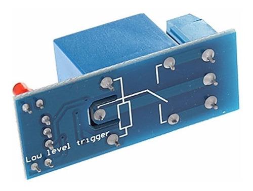 modulo rele 5v arduino con bornera ideal contactos 250v 10a