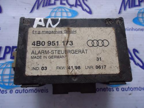 modulo rele alarme ultrasom audi a3 n° 4b0 951 173