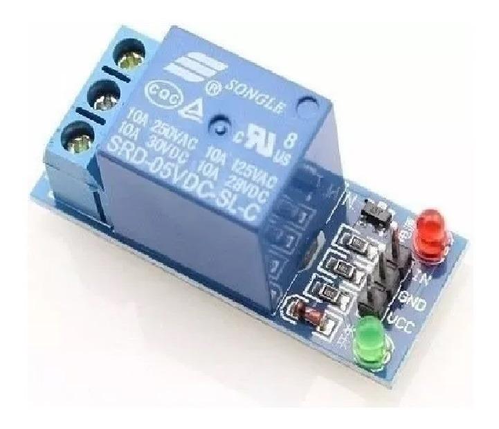 Módulo Relevador 5v Para Arduino