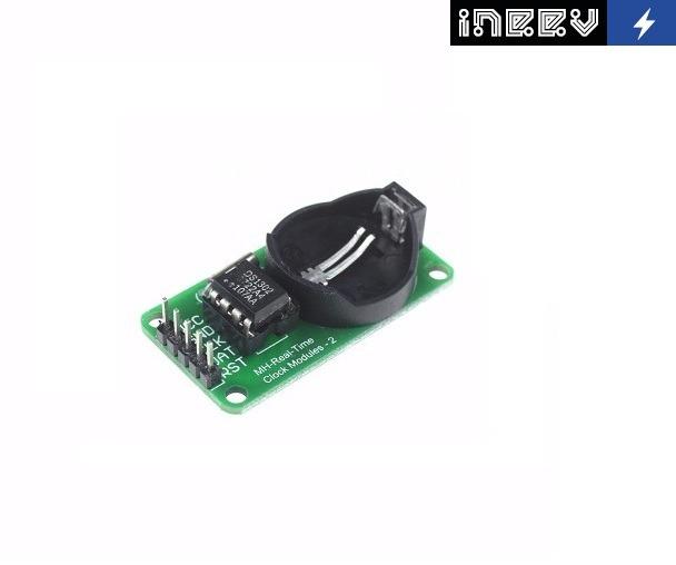 Módulo Reloj Ds1302 Para Arduino