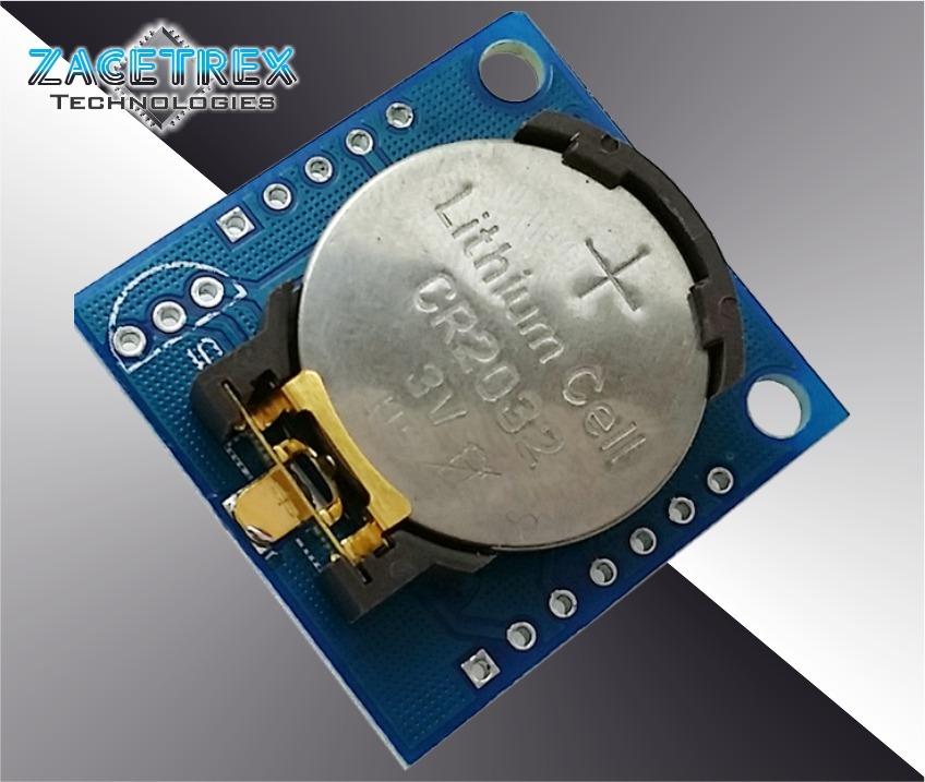 Módulo Reloj Ds1307 Para Arduino