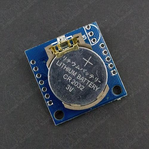 módulo reloj en tiempo real rtc ds1307