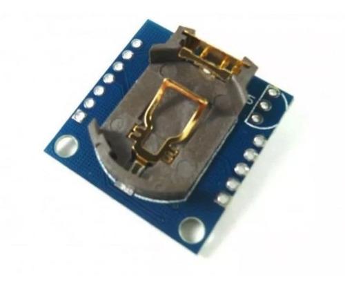 módulo reloj tiempo real rtc ds1307 arduino pic raspberry ..