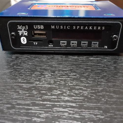modulo reproductor ,mp3,usb,sd micro con bluetooth radio fm
