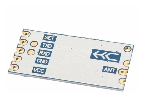 modulo rf 433mhz hc-12 hc12 wireless rs232 uart serial 1000m