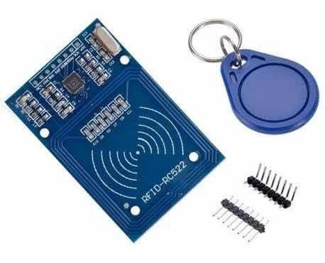 Módulo Rf Radiofrecuencia Rfid Rc522 Para Arduino
