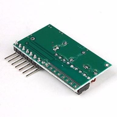 módulo rf433mhz / 315 controle e receptor arduino pic