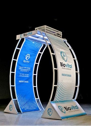 módulo sanitizante biovital