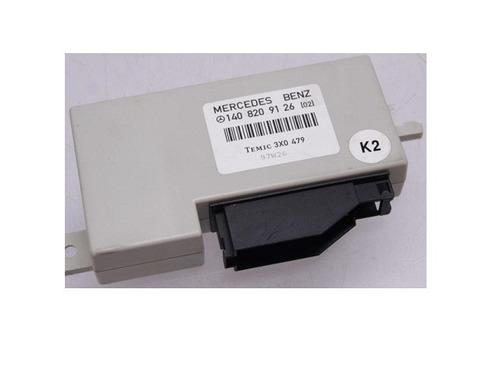 modulo seguridad (alarma) mercedes benz w140-129-463 usado