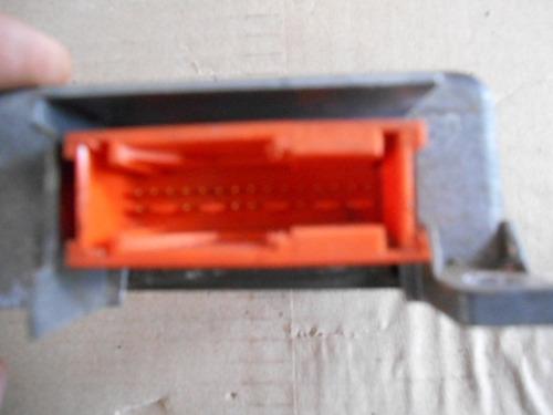 módulo sensor air bag 65778352763 bmw 318 i 1994/1996 (b)